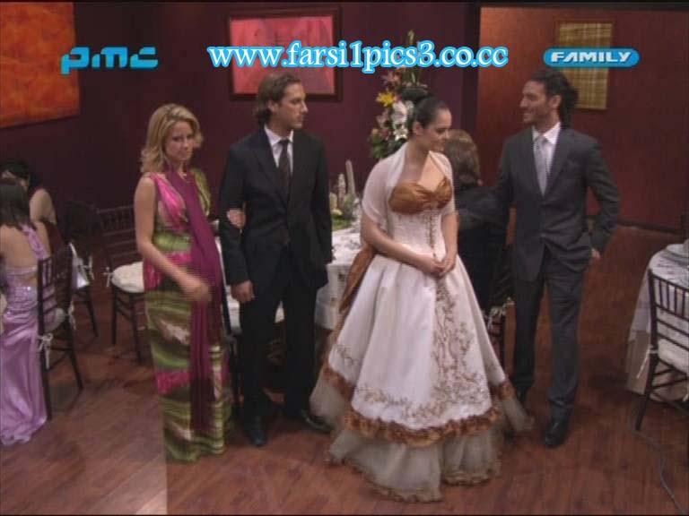 فیلم کوتاه خاطرات پالوما و رومینا در جشن فارغ التحصیلی در سریال به نام عشق